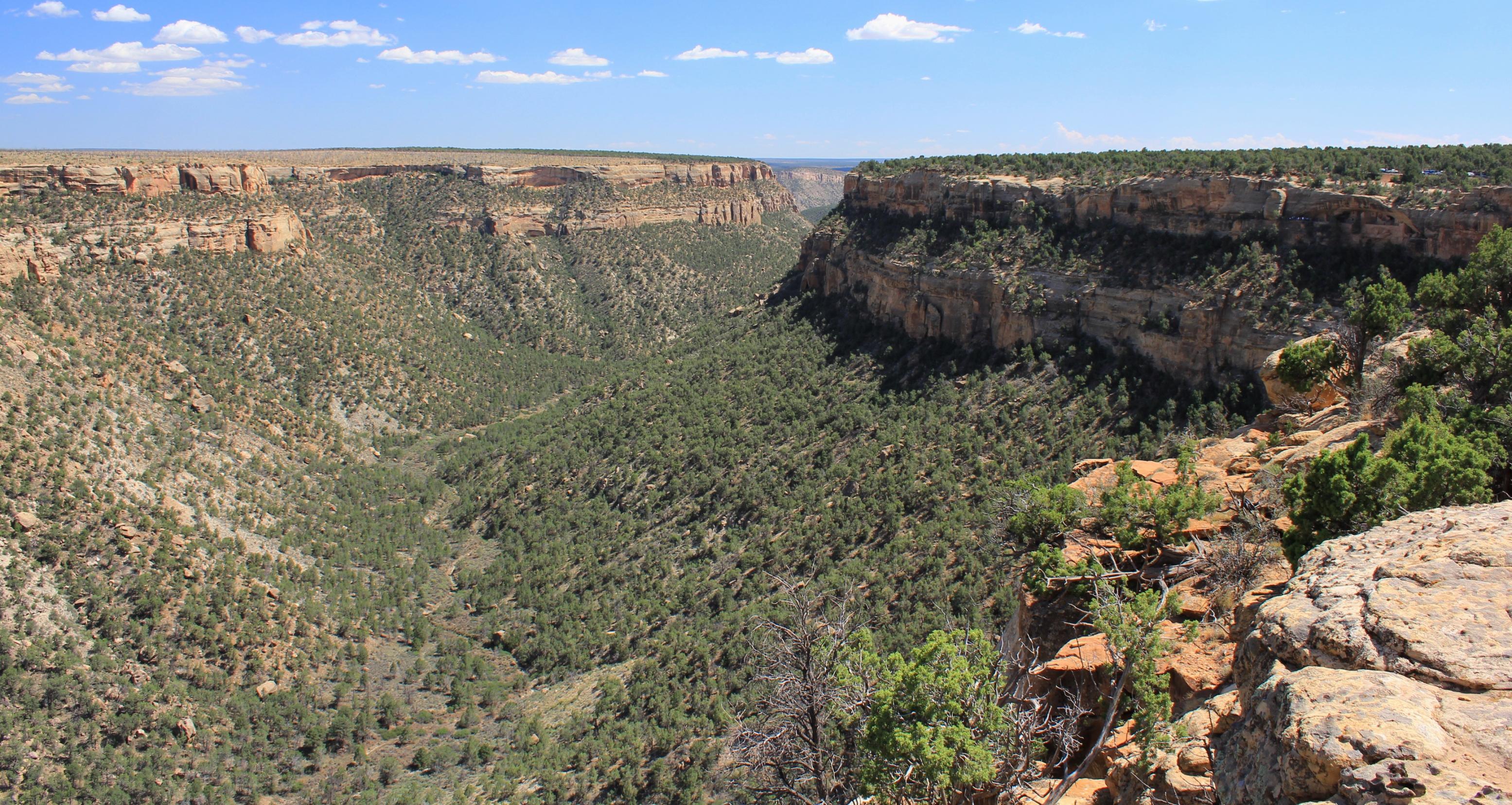 Onto The Green Table Exploring Mesa Verde National Park